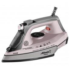 ATH-5535 (pink) Утюг с пароувлажнением