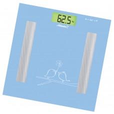 ATH-6161 (blue) Весы напольные электронные