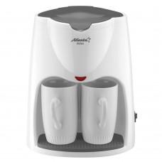 ATH-2208 (white) Кофеварка электрическая