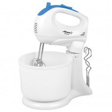 ATH-3122 (white) Миксер электрический с чашей