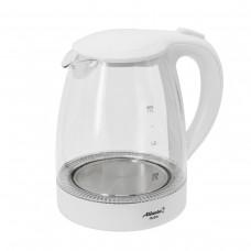 ATH-2470 (white) Чайник стеклянный электрический