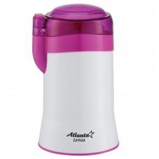 ATH-3397 (pink) Кофемолка электрическая