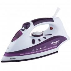 ATH-5541 (violet) Утюг с пароувлажнением