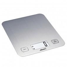 ATH-6195 (silver) Весы кухонные электронные
